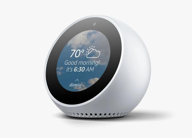 Steuben Senior Services Fund, Inc. | Amazon Echo Spot