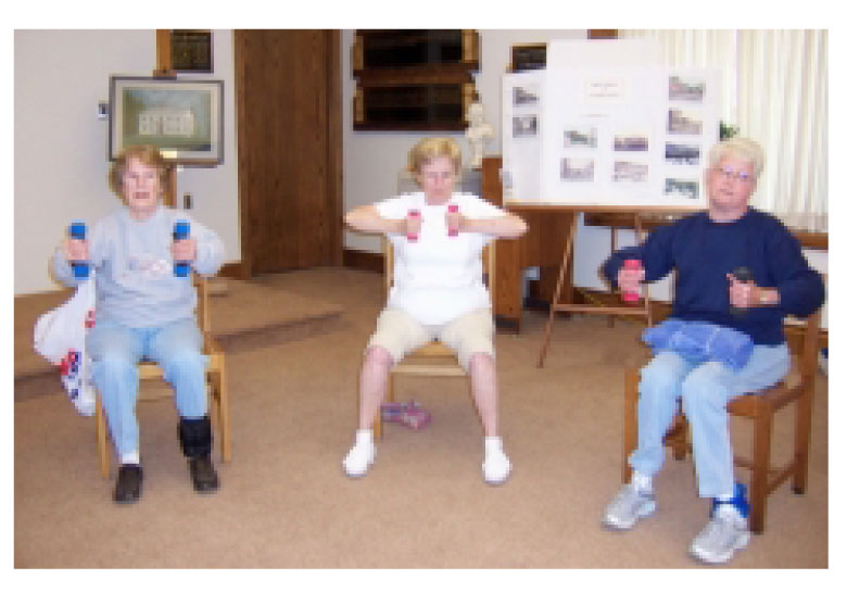 Steuben Senior Services Fund, Inc. | Fall 2011 Newsletter